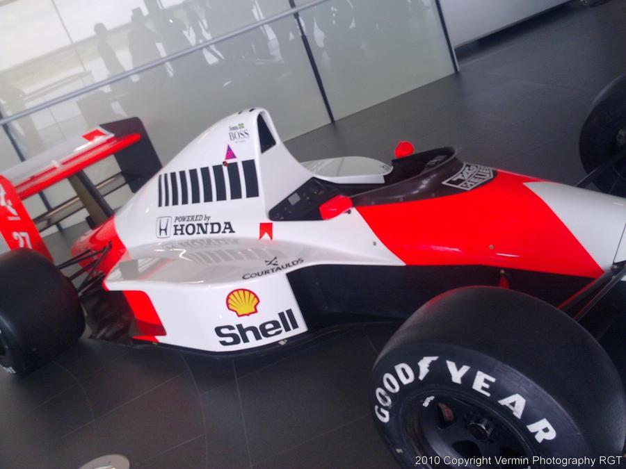 Formula 1 Mclaren VIP 10 by VerminGTi