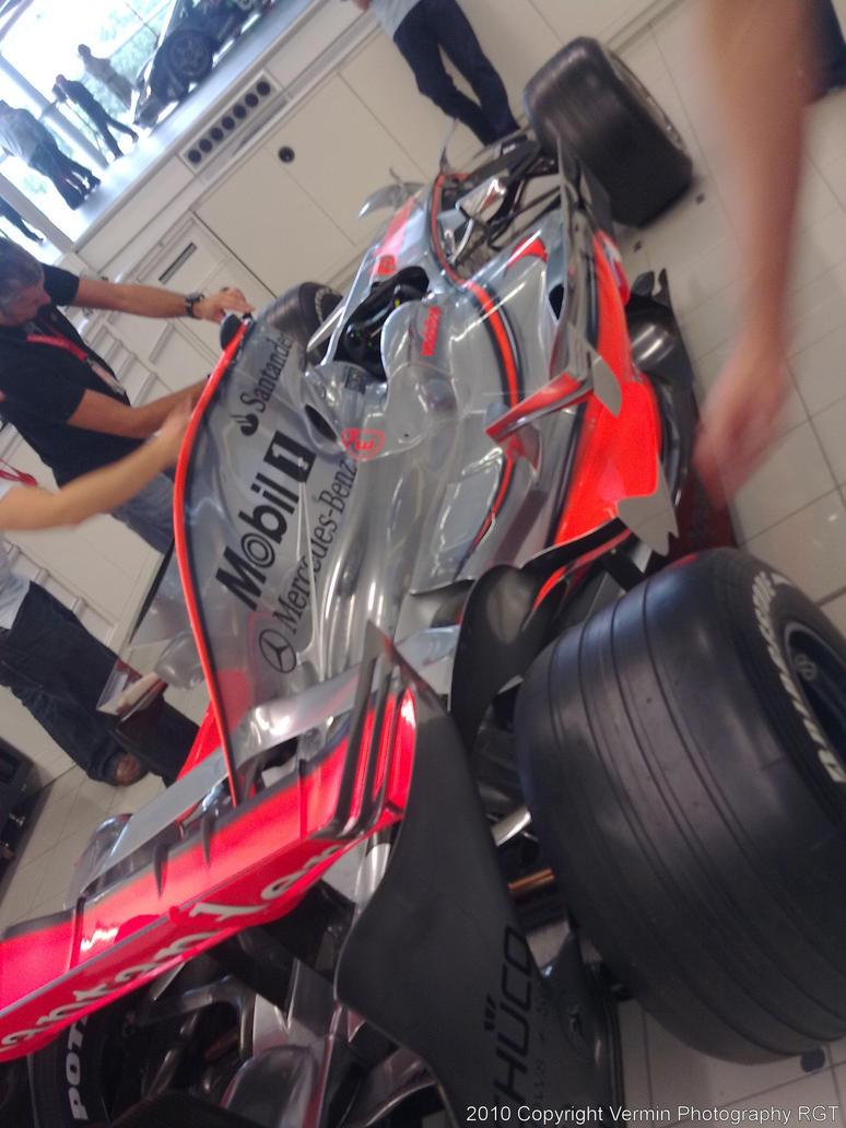 Formula 1 Mclaren VIP 12 by VerminGTi