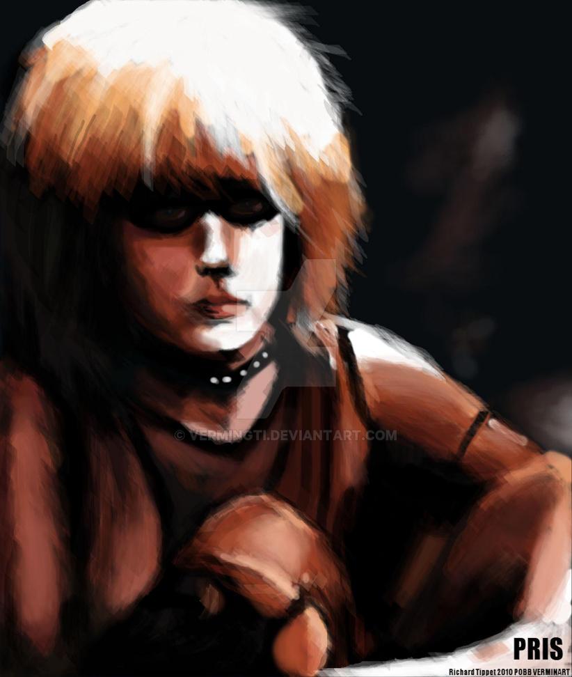 Blade Runner Art PRIS by VerminGTi