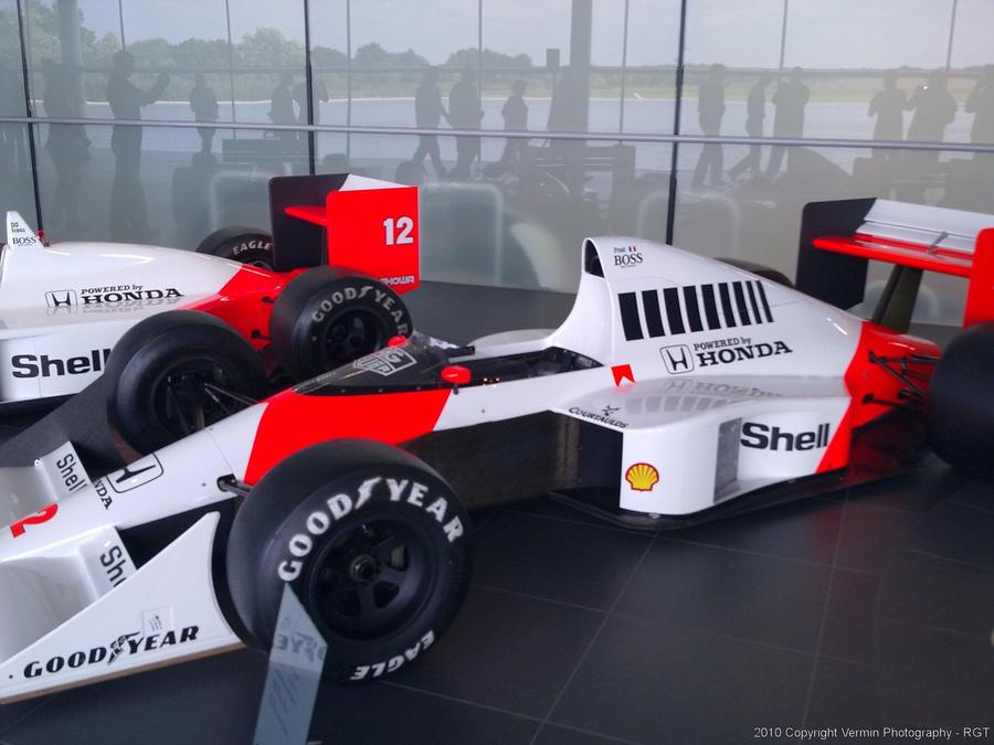 Formula 1 Mclaren VIP 16 by VerminGTi