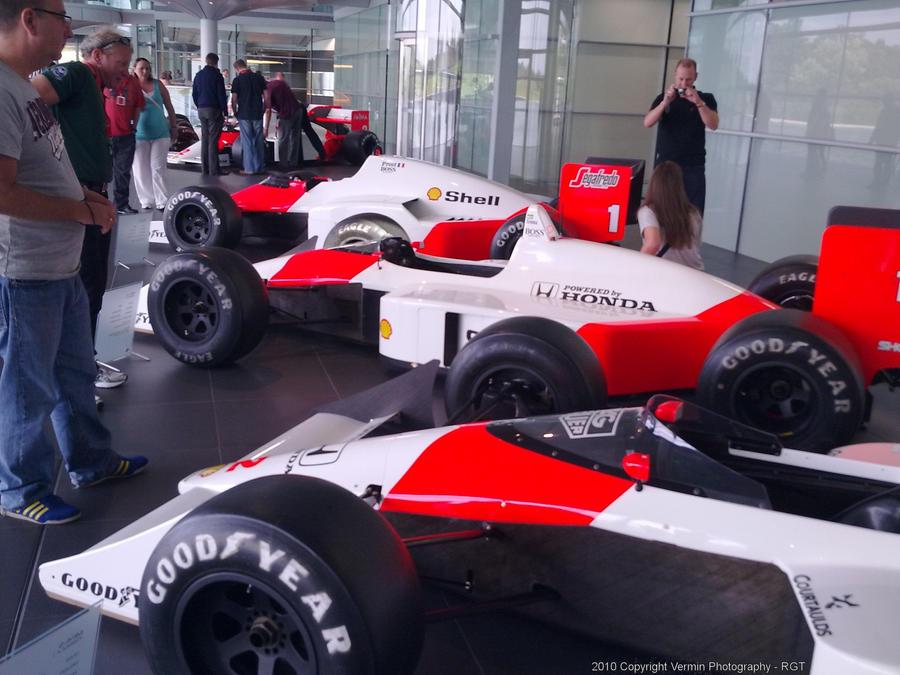Formula 1 Mclaren VIP 17 by VerminGTi