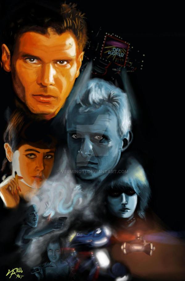 Blade Runner RGT by VerminGTi