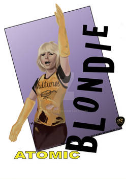 Blondie is Atomic!