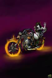 Buxy Rides Again
