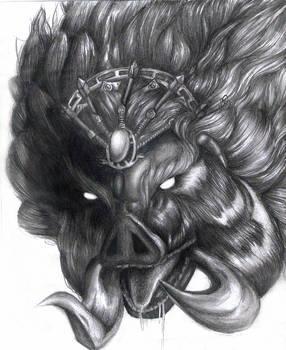 Dark Beast Ganon