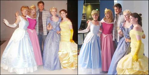 Every Princess Needs A Castle