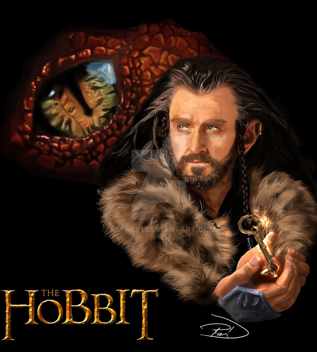 Thorin1 by fafner1
