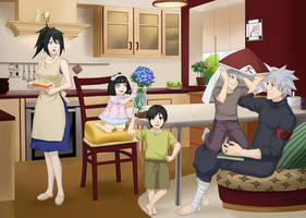 CM Hatake family by Hijidane