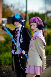Rin and Izumo