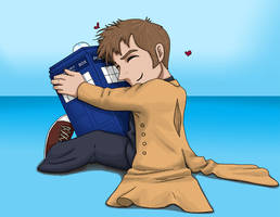 Do It All for the TARDIS by kelly42fox