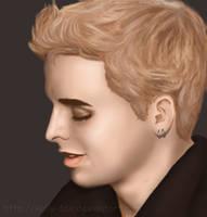 Billie Joe Dookie Blonde by kelly42fox