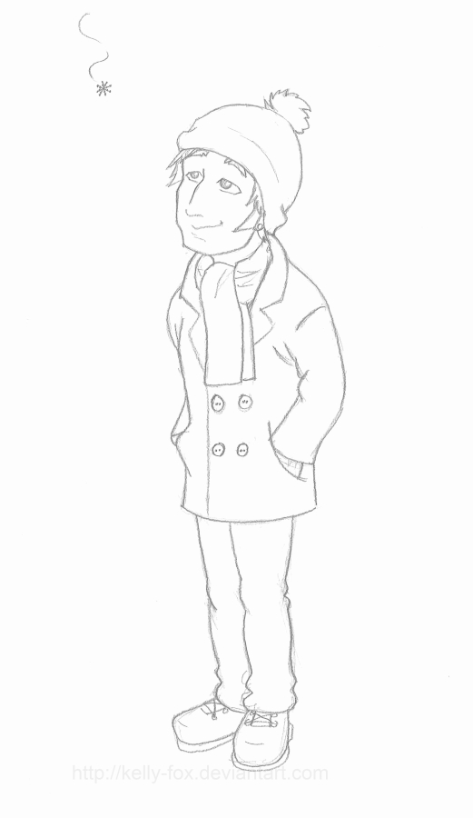 Winter Mike Dirnt by kelly42fox