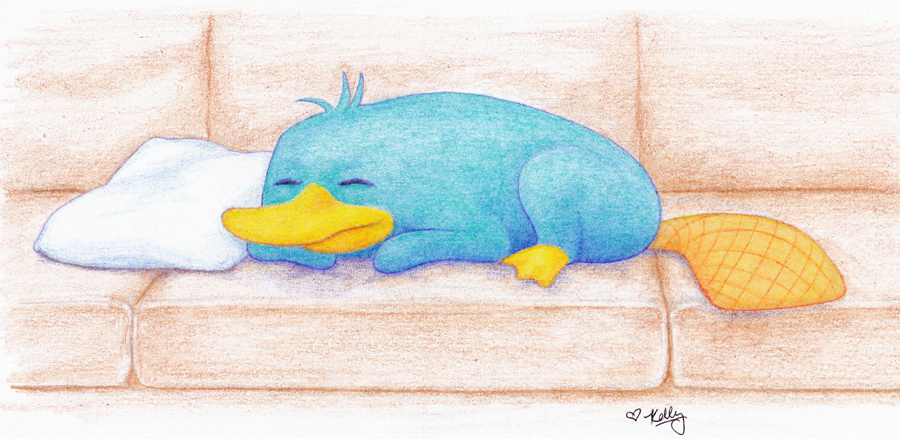 Repose Perry by kelly42fox
