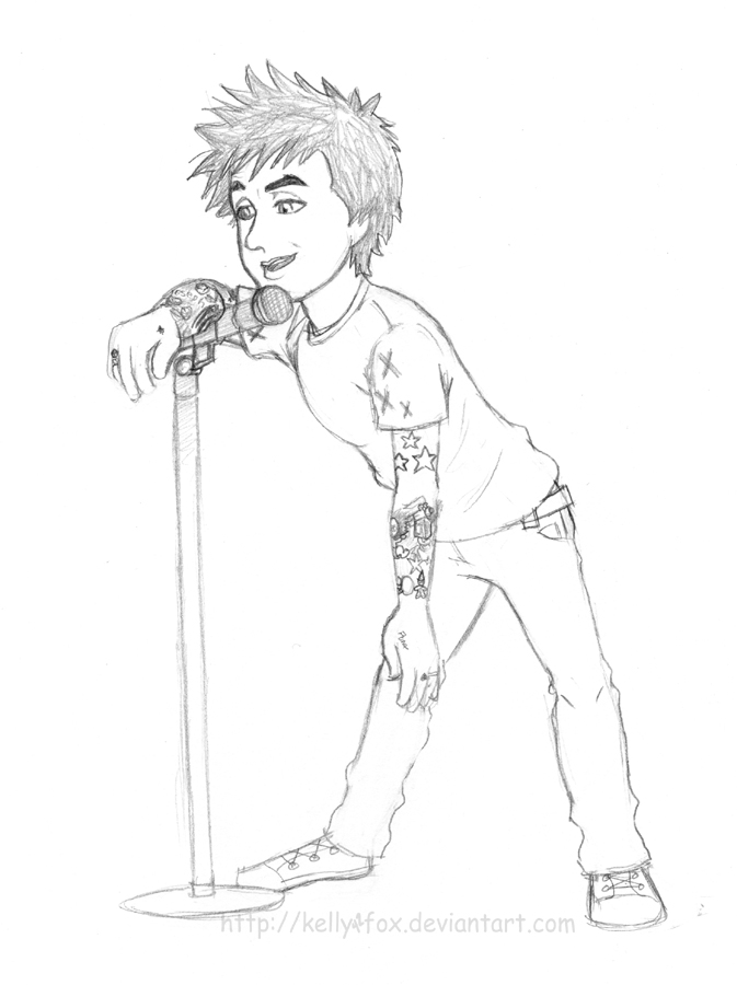 Billie Joe Stand by kelly42fox