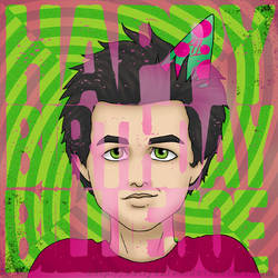 Happy 41 Billie Joe by kelly42fox