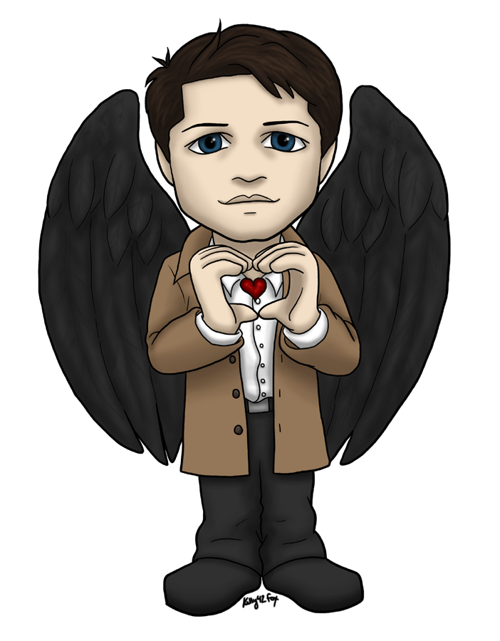 Supernatural - Too Much Heart by kelly42fox