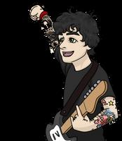 Billie Joe in Oz by kelly42fox