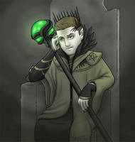 Witch King Dean