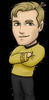 James T Kirk