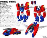 Primal Prime: TFA style