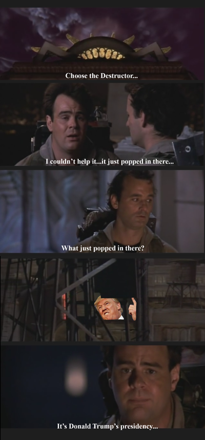 Trump-Ghostbusters-meme by MagusTheLofty