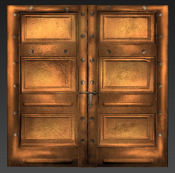 Temple doors  sc 1 st  Polycount & Temple doors \u2014 polycount