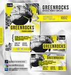 Greenrocks theme