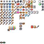 Minecraft: Items Reskin