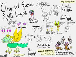 Original species: Ryllin Dragon