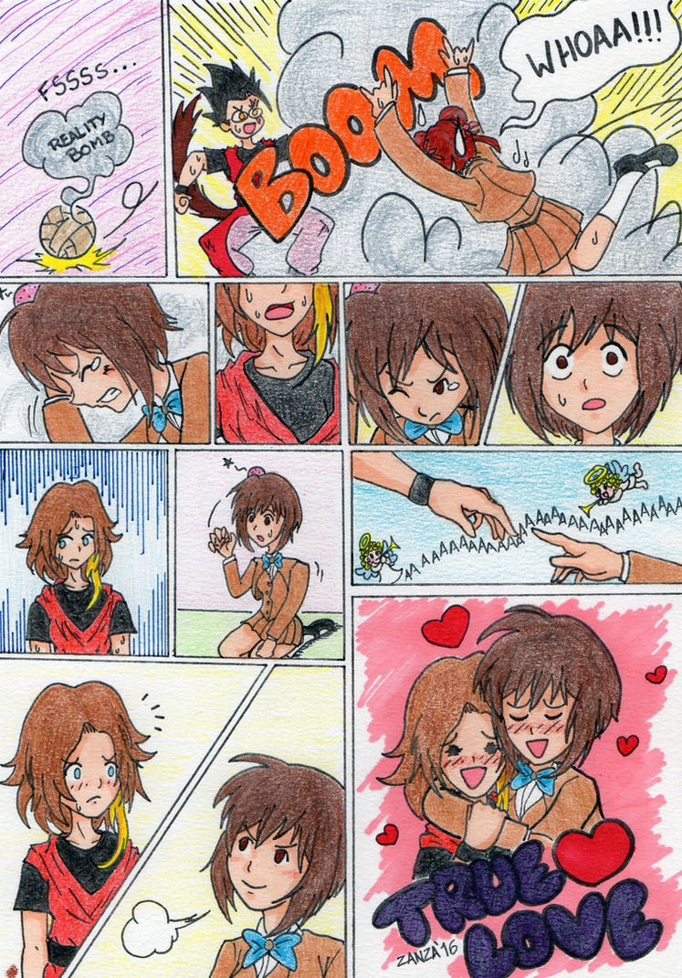 True Love 2 - Gohan/Miaka by Gohanza
