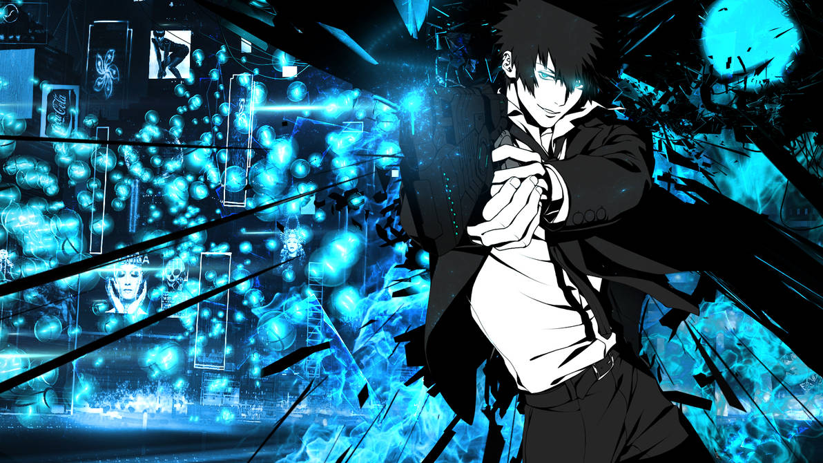 Psycho Pass Kogami Wallpaper By Pact 0f Brotherhood On Deviantart
