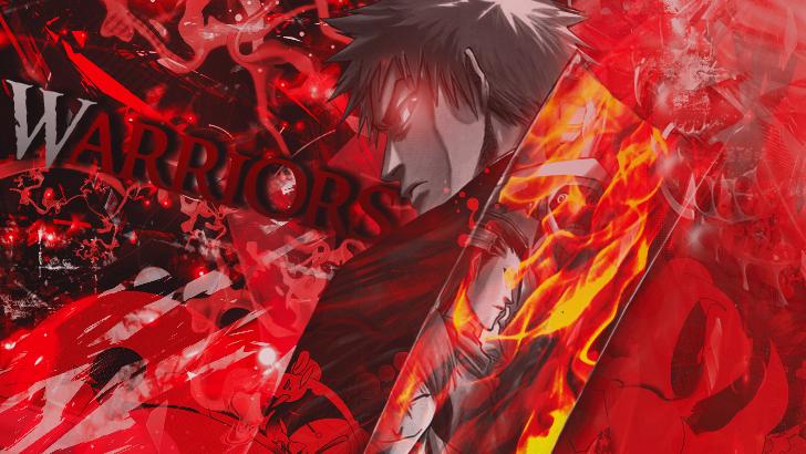 Warriors by Pact-0f-Brotherhood