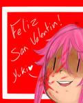 Feliz San Valentin... yuki