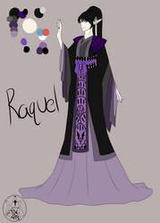 Raquel (Redux) by TDG-Arts