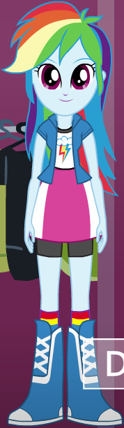 My Little Pony Equestria Girls  Rainbow Rocks Western