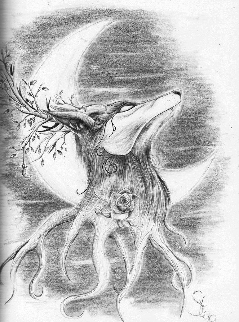 Luna by Dovahkiin33