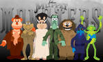 Muppet Monsters
