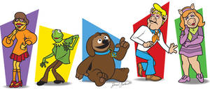 Scooby Doo Muppets, Incorporated