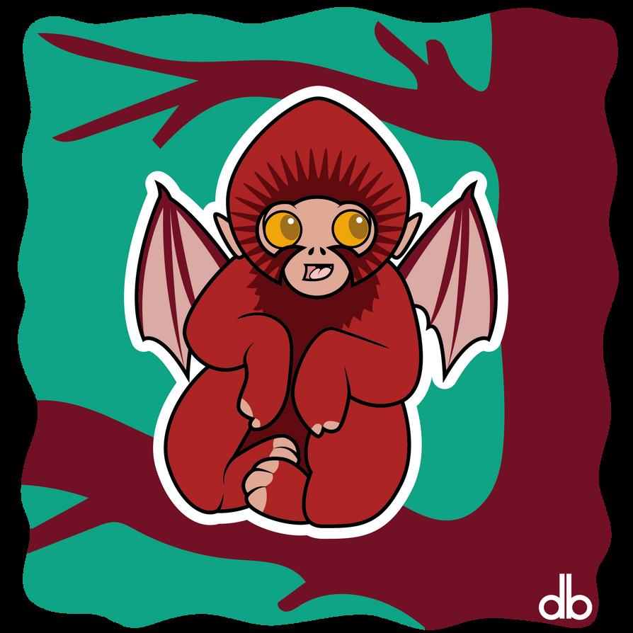 Rebob Sticker by Gr8Gonzo
