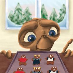 E.T. Explores! Confectionary Treats