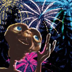E.T. Explores! New Year Celebration