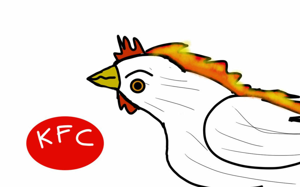 Kfc Jokes: KFC (Joke Art) By AlierenX On DeviantArt