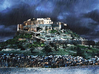 Rainy Tafraout by ya6r