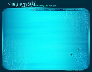 Blue Team Layout by ya6r