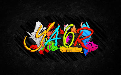 YA6R - Colourful by ya6r