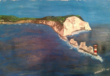 The Needles, IOW by TheWooWoo