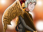 Ineffable husbands by SnowflakeAndSorcery