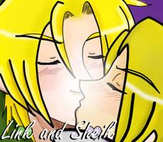 Link X Sheik by Rinkulover4ever50592