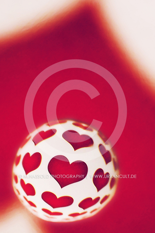 Valentine heart by Finvara