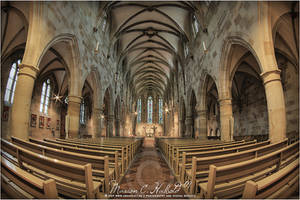Die Kirche Sankt Paul by Finvara